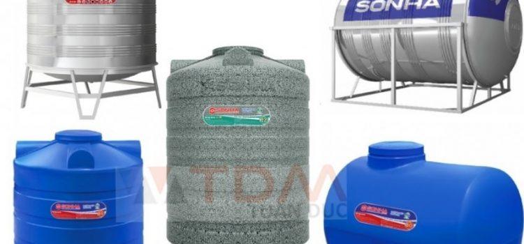 Đại lý bồn nước – máy nước nóng Sơn Hà tại Biên Hòa Đồng Nai chính thức